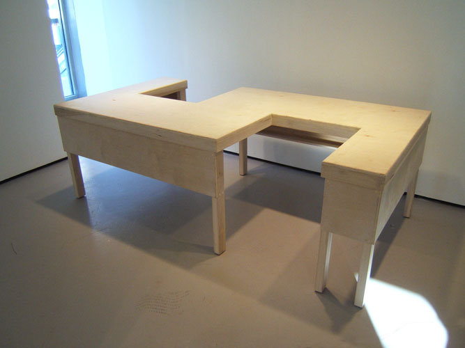 Bouvard and Pcuchets Invented Desk For Copying
